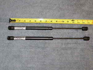2ea-14-10-Nitro-Prop-Gas-Strut-Lift-Spring-Shaft-Shock-Rod-14in-10lb-Cylinder