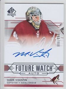 2014-15-UD-SPA-MARK-VISENTIN-RC-AUTO-999-Autograph-Sp-Authentic-Future-Rookie