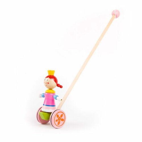 Schiebetier Schiebefigur Ziehtier Holz Watscheltier Tiere Schiebespielzeug neu Holzspielzeug