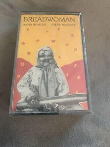 Super Rare Noise Cassette BREADWOMAN Anna Homler Steve Moshier SEALED TAPE Rx