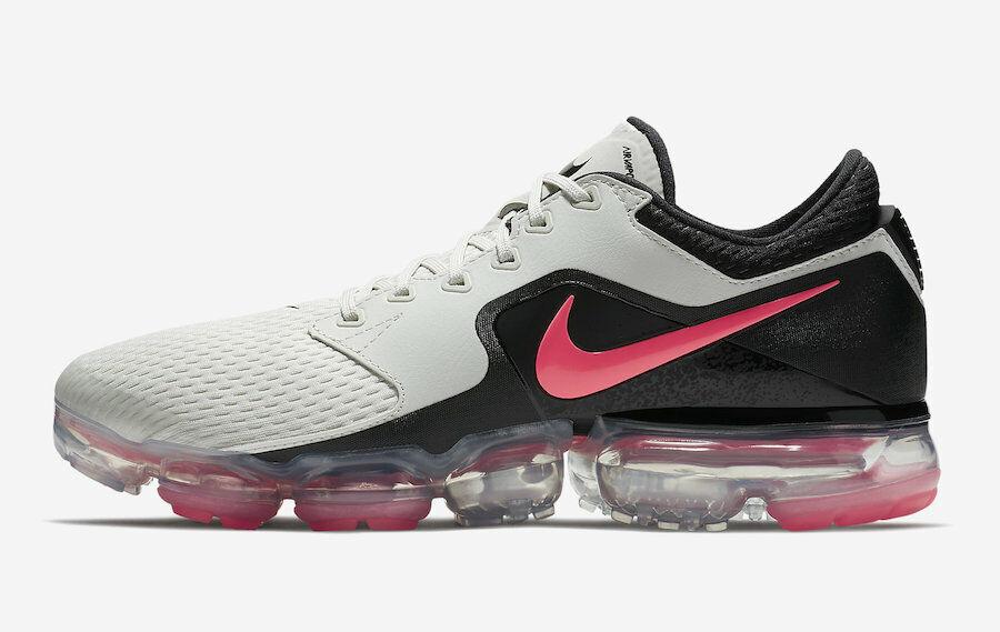 Nike Air VaporMax CS Running shoes  Hot Punch  Light Bone Black-Punch AH9046-001