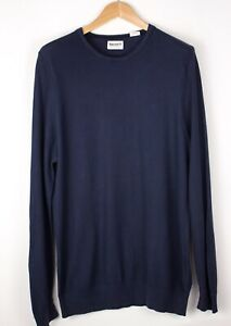 TIMBERLAND-Men-Casual-Knit-Sweater-Jumper-Size-L-ATZ645