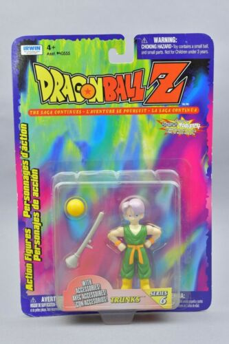 Dragon Ball Z Saga Continues Series 6 malles Irwin DBZ Comme neuf sur Scellé carte