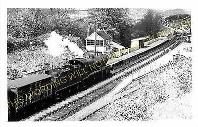 Midsomer Norton /& Welton SDJR Wellow Radstock North Railway Station Photo 14