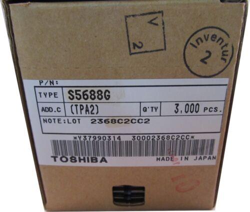 100 piece-s5688g Toshiba 1a 400v Rectifier Diode 100pcs
