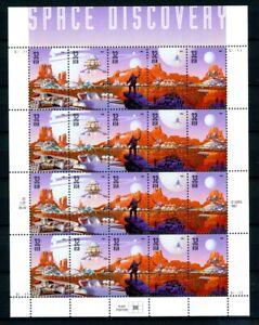 USA-ZD-Bg-MiNr-3044-48-postfrisch-MNH-Raumfahrt-RF5023