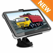 7''Car Truck GPS Navigation System w/ Free Lifetime Maps 4GB Navigator Sat Nav