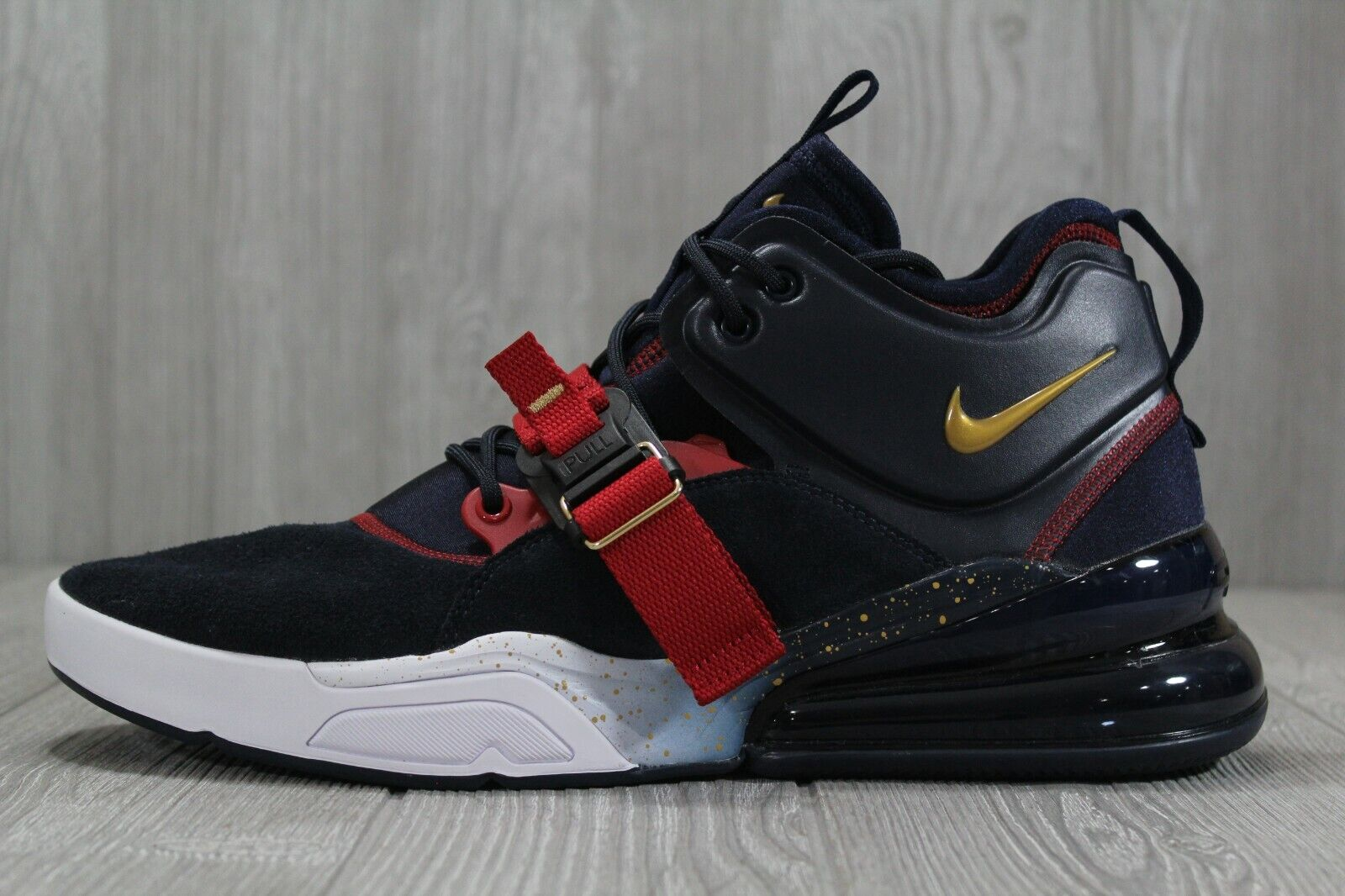 38 Nike Air Force 270 Olympics USA Obsidian Mens shoes Size 8.5-15 AH6772-400