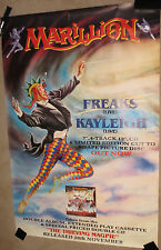 """Marillion Giant Poster 40""""x60""""  Thieving Magpie Single Release good condition"""