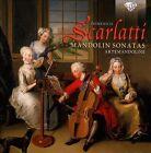 Scarlatti: Mandolin Sonatas (CD, Sep-2013, Brilliant Classics)