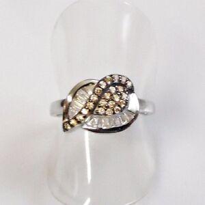 Padparadscha-Quarz-Baguette-Weisstopas-Designer-Ring-925er-55-17-5-mm