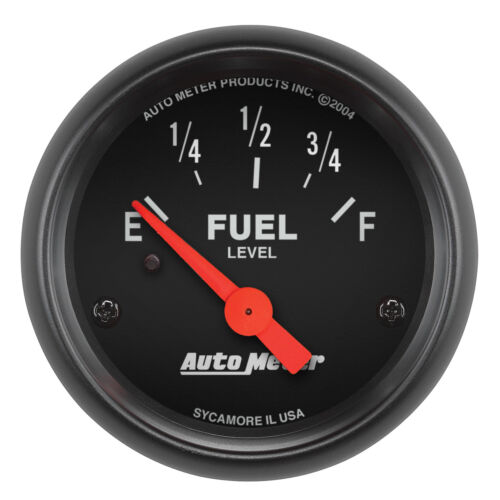 2-1//16 in. Autometer 2641 Z-Series Fuel level Gauge Electrical