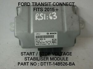FORD-TRANSIT-CONNECT-START-STOP-VOLTAGE-STABILISER-MODULE-FITS-2015
