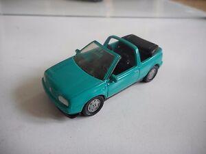 Siku-VW-Volkswagen-Golf-GL-Cabriolet-in-Green