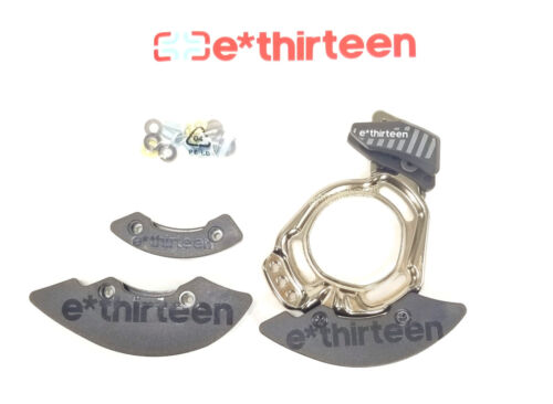 e*thirteen TRS Chain Guide 28-36t with Compact Slider and Direct Mount Bash Gua