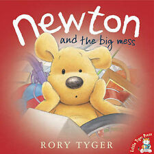 Newton and the Big Mess, Rory Tyger, New Book