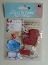 EK Success Jolee'S BABY'S 1ST taglio di capelli dimensionali Adesivi NUOVO con confezione