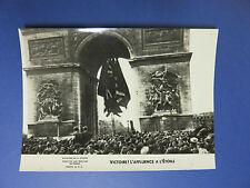 Libération de Paris - 1944 - Photo originale SCA -  WW2 - WWII