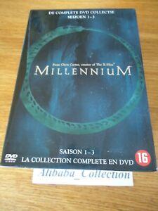 Estuche-DVD-Millennium-Temporada-1-2-3-Coleccion-Completa-Completo-Serie