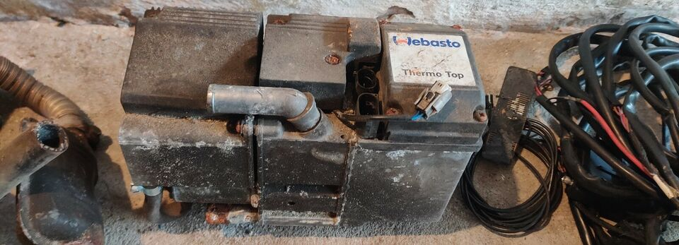 Bilvarmer, Webasto Benzin
