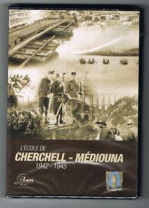 L'ÉCOLE DE CHERCHELL - MÉDIOUNA - 1942-1945 - DVD - NEUF NEW NEU