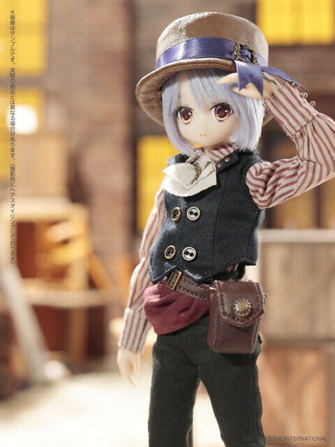 Azone Alvastaria Day of Departure II Neil Asian Fashion Doll in US