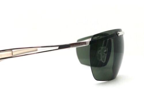 New Gant Sunglasses Horizon Silver 68•14•115 With Generic Case