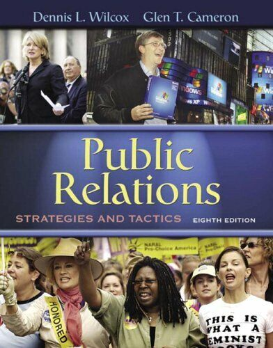 Public Relations : Strategies and Tactics by Wilcox, Dennis L.