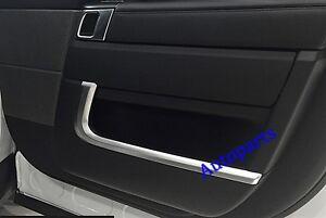 4pcs-Chrome-Interior-Door-molding-Strips-Trim-For-Land-Range-Rover-Sport-2014