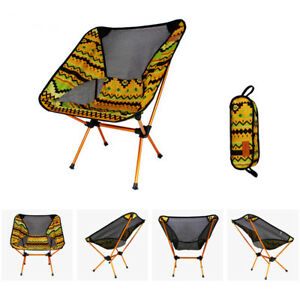 Image Is Loading Ultra Light Folding Camp Camping Chair Outdoor Hiking