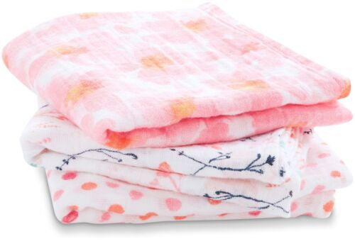 PETAL BLOOMS Baby BN 3 PACK Anais CLASSIC MUSY Aden