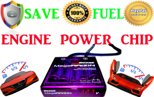 Performance Turbo Boost-Volt Nismo Motor Power Speed Chip Fit For Nissan Engines