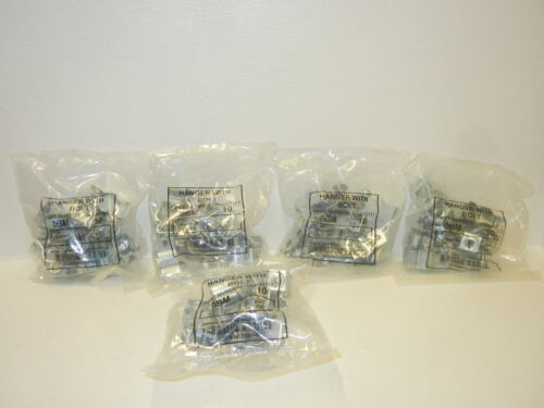 "LOT OF 50 MINERALLAC 0BM NEW HANGER WITH BOLT 3//8/""-1//2/"" RIGID 1//2/"" EMT 0BM"