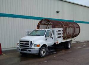 2005 Ford F 650