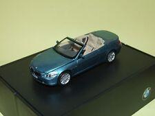 BMW SERIE 6 645Ci Bleu Clair KYOSHO