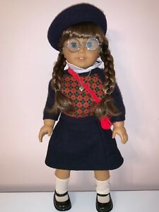American Girl Doll Molly McIntire - RETIRED - used in box with accessories!