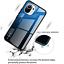 miniatura 2 - COVER per Xiaomi Mi 11 Lite CUSTODIA ORIGINALE Gradient Glass + VETRO TEMPERATO