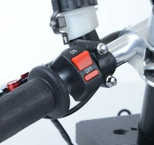Battery LED Rain Light for Road Race ACU Compliant Track Day Bikes