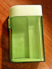 Fujima Green Auto Dispensing Plastic King Size Cigarette Case