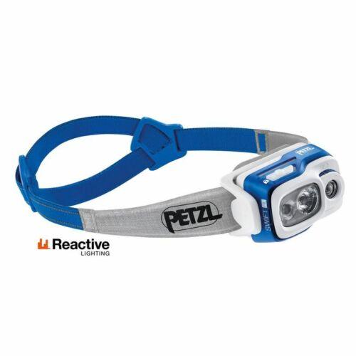 Petzl Swift RL 900 lm e095ba02 Bleu REACTIVE LIGHTING expédition depuis l/'Allemagne
