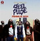 Prodigal Sons The Best of Steel Pulse by Compact Disc Book