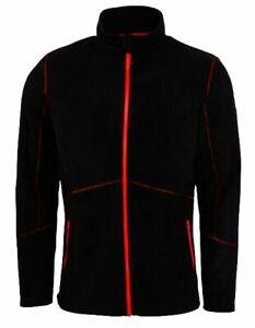 Details about Crivit Mens Warm Fleece JacketSki Jacket Charcoal Size XL show original title