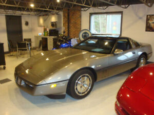 1986 Chevrolet Corvette L98