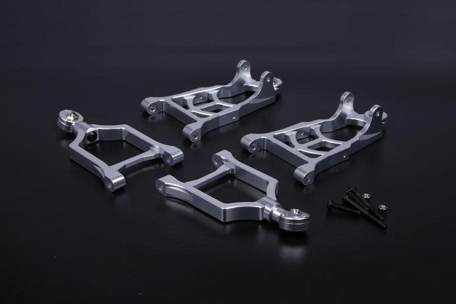 LEGA di Alluminio CNC anteriore un braccio per HPI RV Baja 5b 5t 5sc