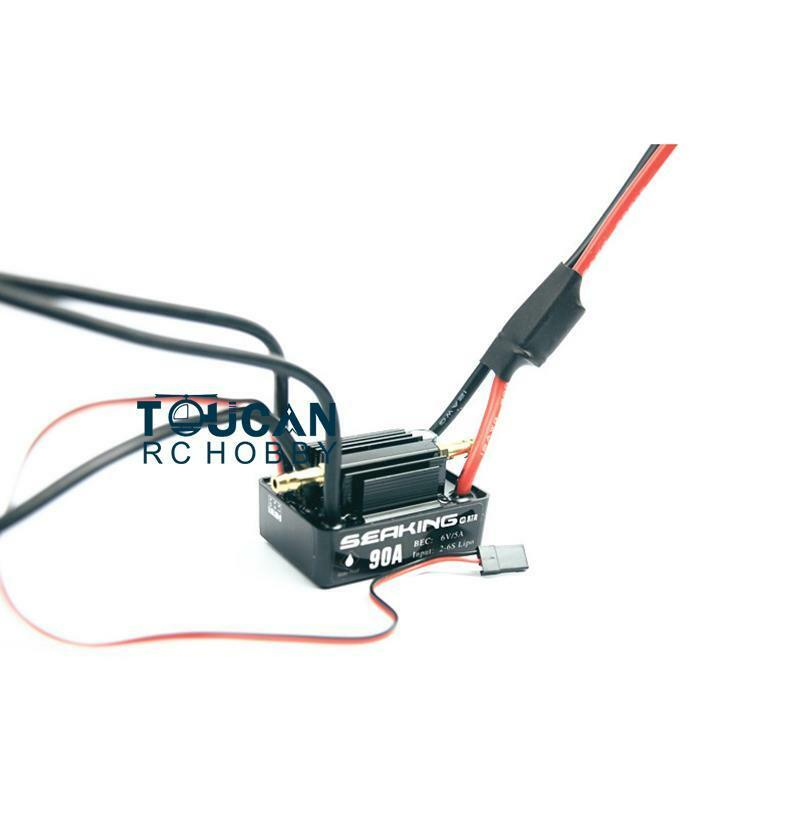 Hobby Wing Wing Wing Sea re 90A ESC for Electric Race RC Boat H625 H620 H640 E22 E25 E26 335c4a