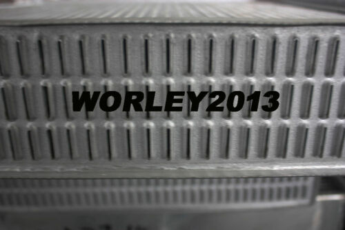 3 row aluminum radiator fan for Chevy C K P R V pickup Blazer 1980-1991