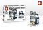 Sembo-Blocksteine-Store-Schokolade-Brille-Kinder-Figur-Spielzeug-Modell-Geschenk Indexbild 3
