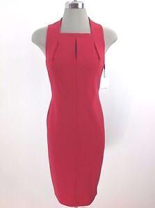 Calf Length Sheath Dress