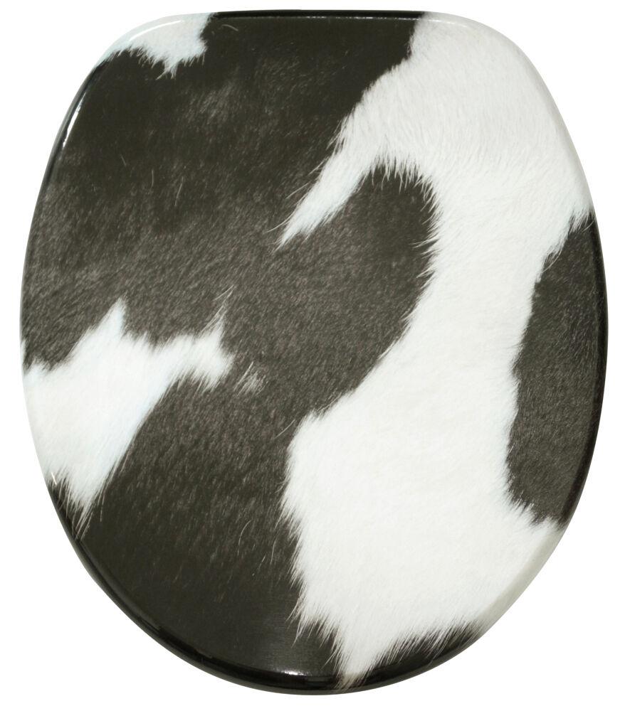 wc sitz toilettendeckel klodeckel deckel bad leopard ebay. Black Bedroom Furniture Sets. Home Design Ideas