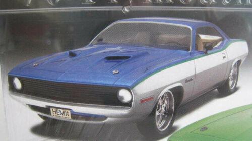 70er  Plymouth HEMI Cuda  Bausatz  2 in 1  Revell  1:25  OVP  NEU